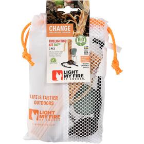 Light My Fire FireLighting Kit BIO sandygreen/cocoshell